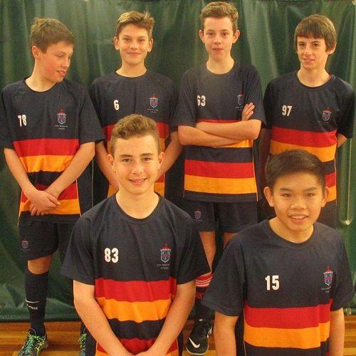 JMC Futsal Team