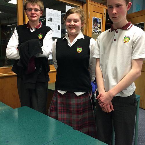 Junior Debating Otago Champions