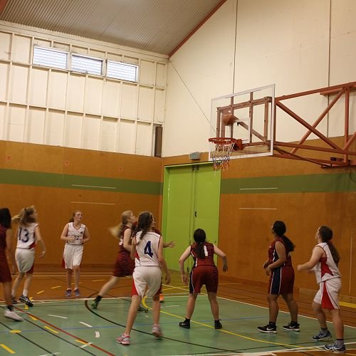 Basketball girls- Southern Catholic Schools tournament