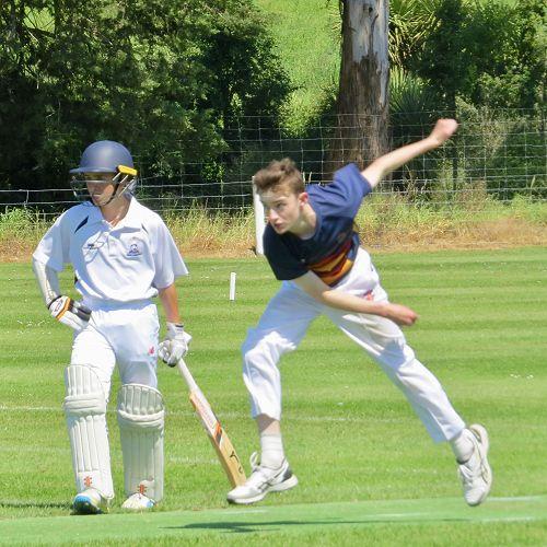 Cricket in Timaru Nov17