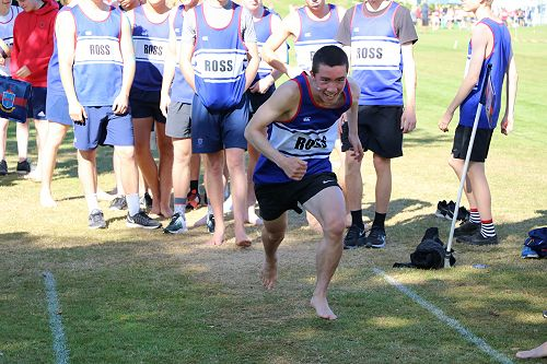 Josh Stoddard: Mile Cup and Wallace 3000m Cup hold