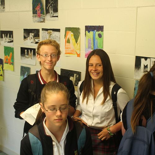 Year 10 Letter Show