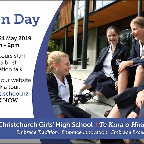 CGHS Open Day 2019