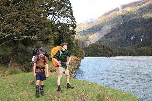 Duke of Edinburgh Young Wilkin Trip