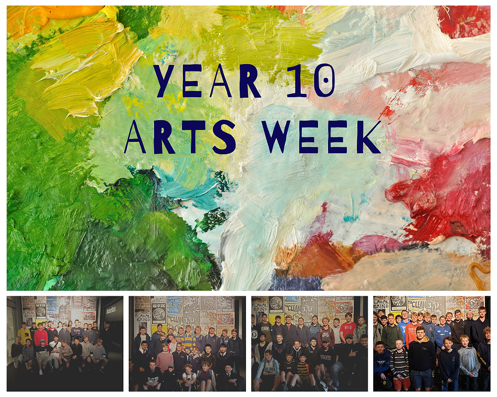 Year 10 Arts Week 2019