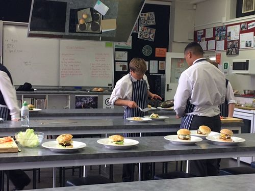 Level 3 Food and Nutrition