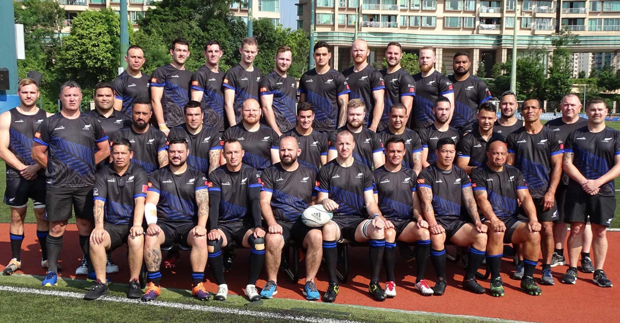 Proud to support the New Zealand Police Rugby Team