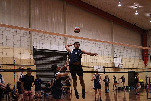 Senior Volleyball Mainlands (South Island) Tournam
