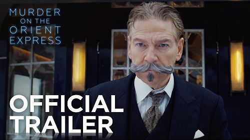 Video: MURDER ON THE ORIENT EXPRESS | Official Trailer 1 | In Cinemas November 9, 2017