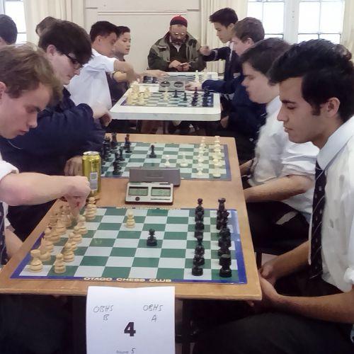 Otago/Southland Secondary School Chess