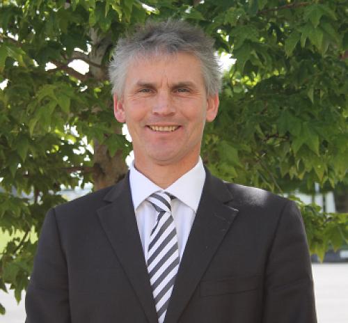 Mr Simon Coleman, Principal