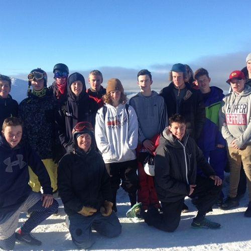 OBHS 2016 Ski and Snowboard Team