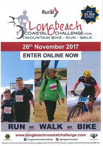 Longbeach Coastal Challenge
