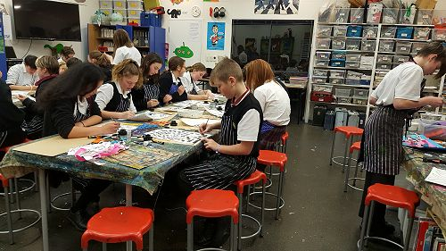 Year 9 Art Gallery Trips