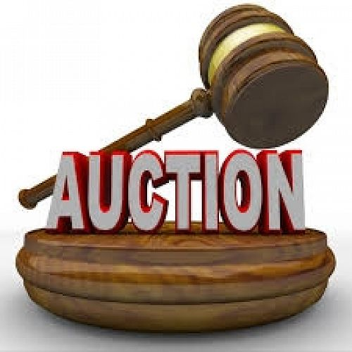 Calling all auction items please!