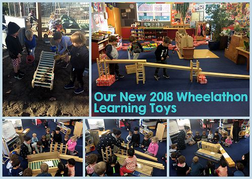Some of our new resources purchased so far from our Wheel a thon funds.  Thank you to everyone who contributed towards this event.