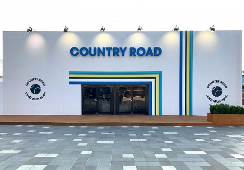 Country Road - Australian Open Store Front