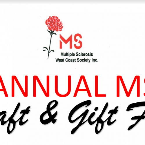 Annual MS Craft and Gift Fair