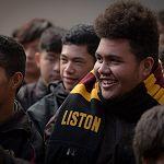 Liston College Scarf
