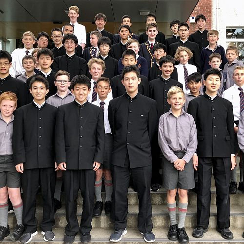 Ichikawa Students & JMC Buddies