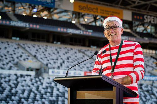 Malcolm Arnold, NZSG President
