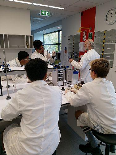 University of Otago - Pacific Science Future initi