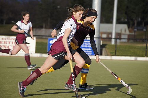 Girls Hockey - Jenny McDonald Cup