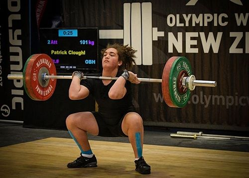 National Secondary Schools weightlifting champions