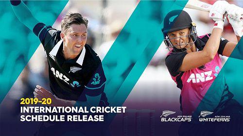 2019-20 International Cricket