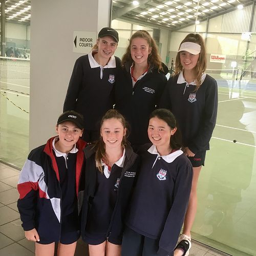 Canterbury Junior Tennis Championships