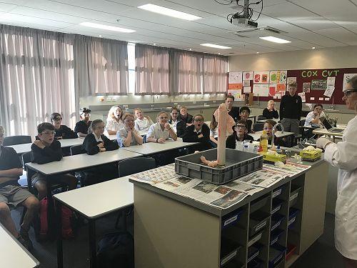 Science at GHS