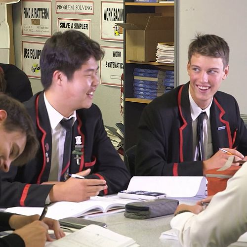 Video: St Bede's College