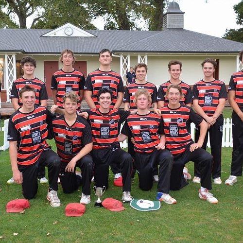 St Bede's College 1st XI Cricket Team