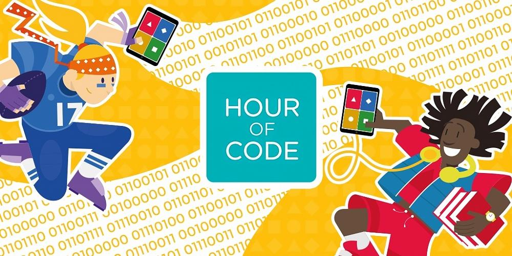 Hour of Code - SIGNAL Network Newsletter - December 2018