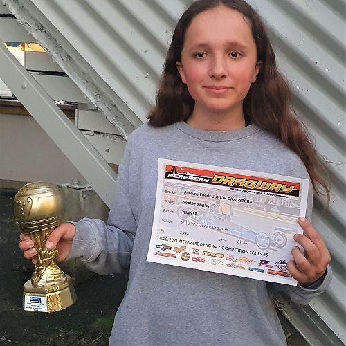 Sophie Bingley - Winner!