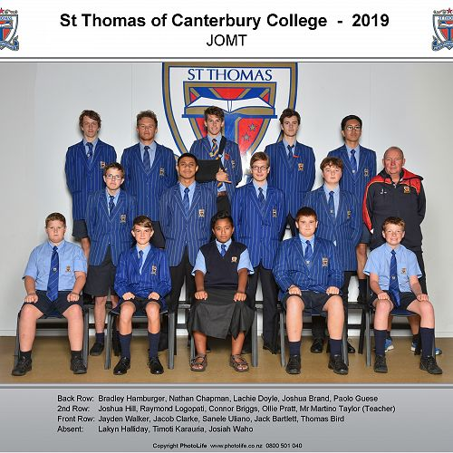 Canterbury Tales 2019 by St Thomas of Canterbury College