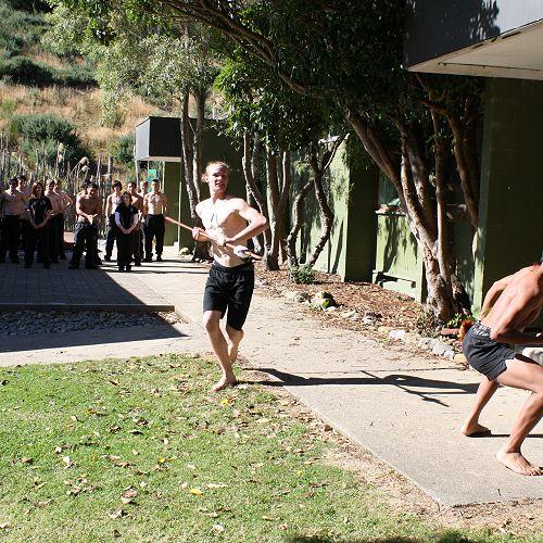 Academy Garden Opening