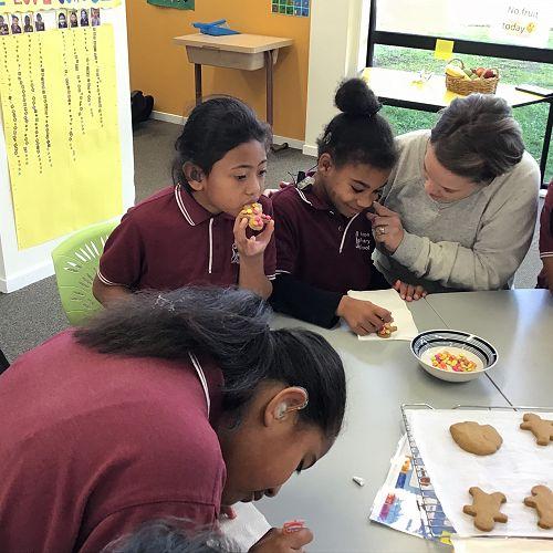 Video: Gingerbread Man - Kelston Primary