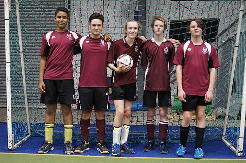 LPHS White Futsal Team