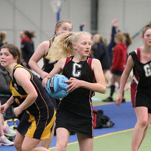 Otago Secondary School Netball Championships