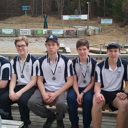 OBHS Curling Team