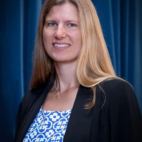 Dr Jennifer Macleod, Chaplain