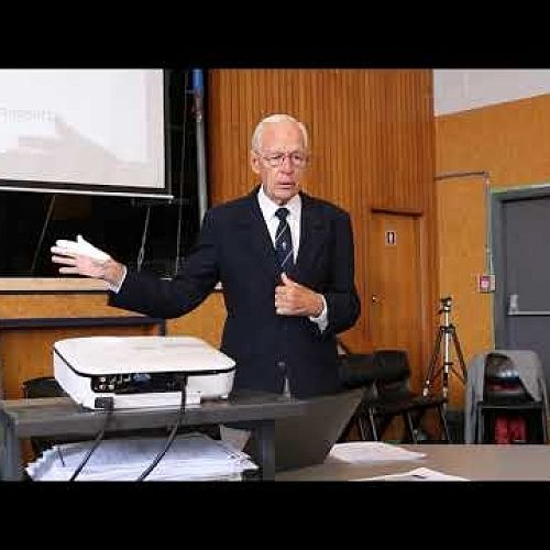 Video: Brother Bill Dowling - talks to Yr13 at STC about leadership