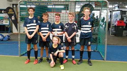 Year 9 Blue Futsal Team