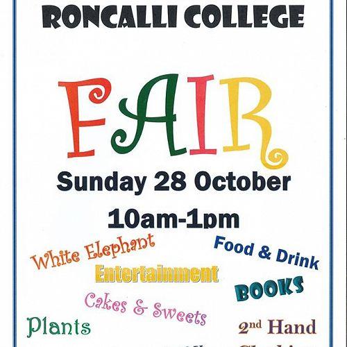 Roncalli Fair