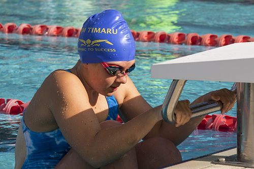 Natasha Pannett - Junior Girls Backstroke