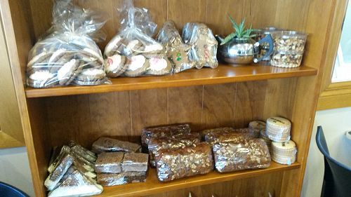 Bakery items to take home are a hit with customers
