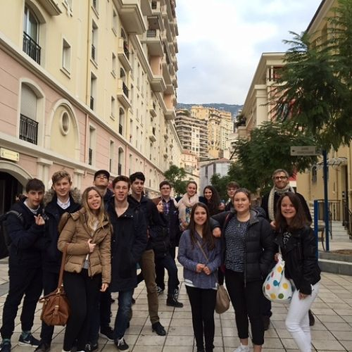 French Exchange Group 2016