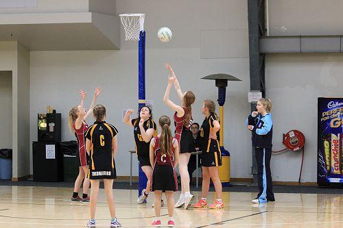 Co-ed Sports Tournament