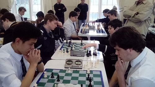 Otago/Southland Secondary School Chess